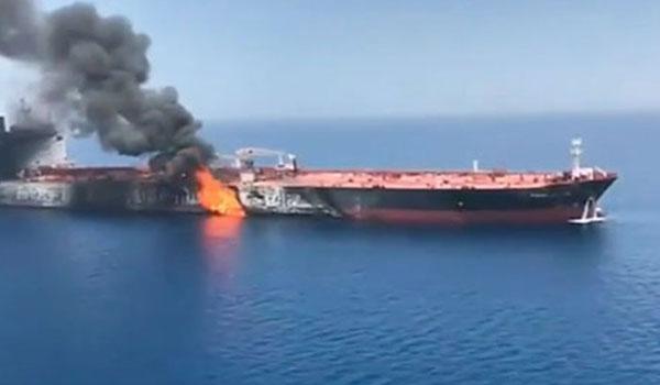 saudi oil port terror attack
