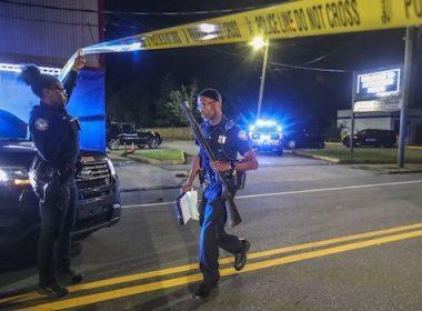 atlanta crime rate black shooting