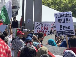 Anti Semitic Violence Erupts in Democrat Stronghold as Terrorists Take Over the Streets
