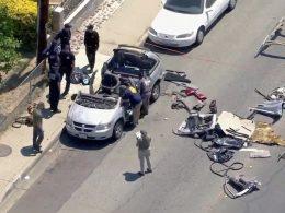 Agents on the Scene, Possible Terrorist Attack on Neighborhood