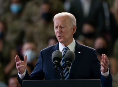 Biden Admits to Our Troops During Another Botched Speech