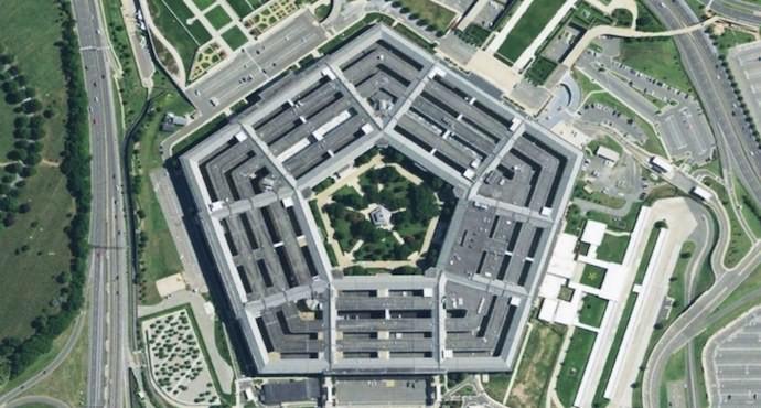 Pentagon on HIGH ALERT, Shots Fired