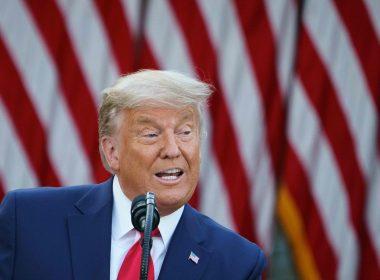Trump Sends Candidate Into Record Setting Status